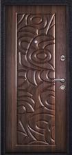 Металлическая дверь Металюкс М8