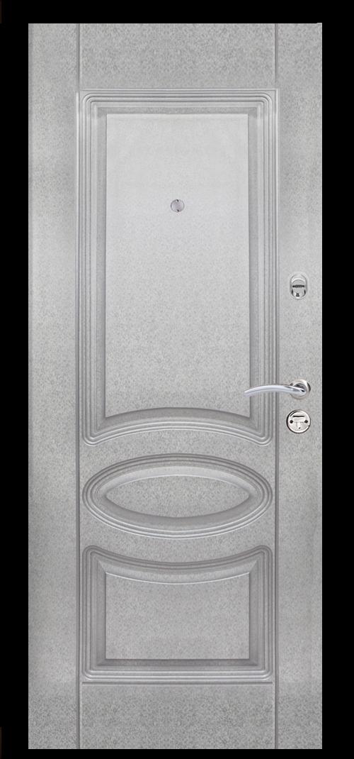 Металлическая дверь Металюкс М71/2