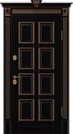 Стальная дверь BARS В-8