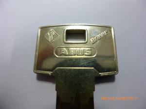 Цилиндр для накладного замка ABUS Bravus.1000