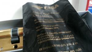 Цилиндр Cisa AP3 S
