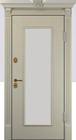 Стальные двери BARS B-11-SS