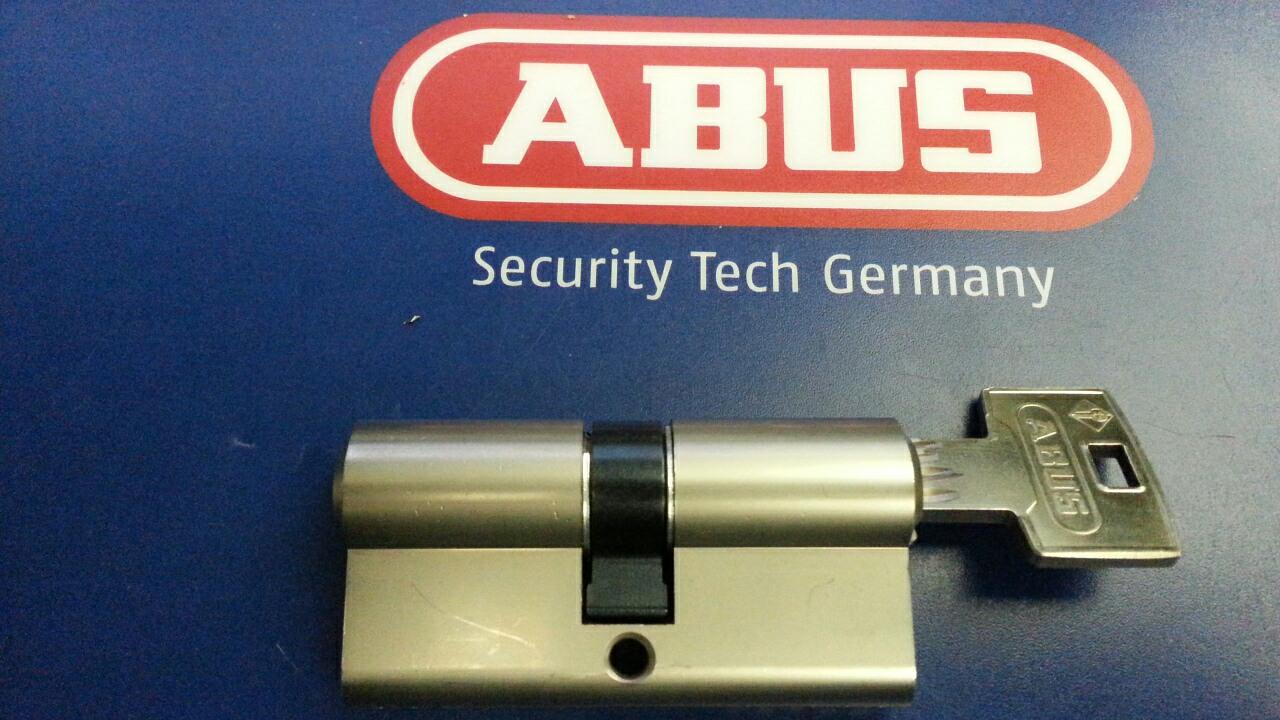 Цилиндры с одинаковой секретностью ABUS S5