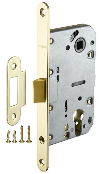 Корпус замка PLASTIC P85C-50 GP латунь