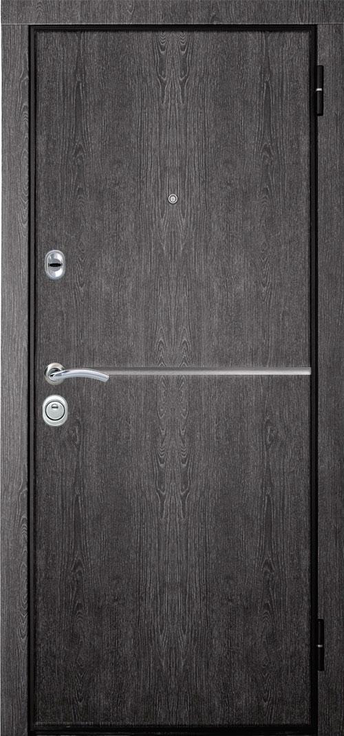 Металлическая дверь Металюкс М74