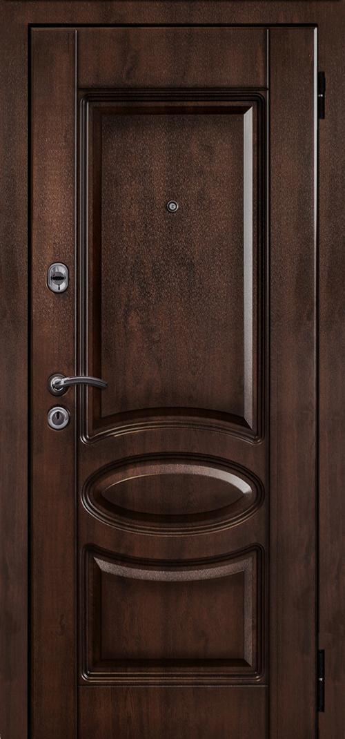 Металлическая дверь Металюкс М75/3