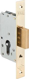 Корпус замка врезного цилиндрового 157 (35 mm) w/b (латунь)
