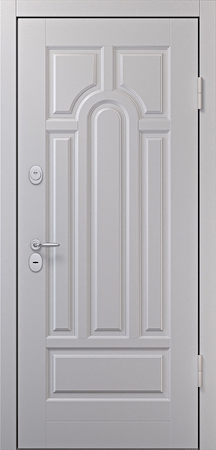 Стальная дверь BARS Classica Elite