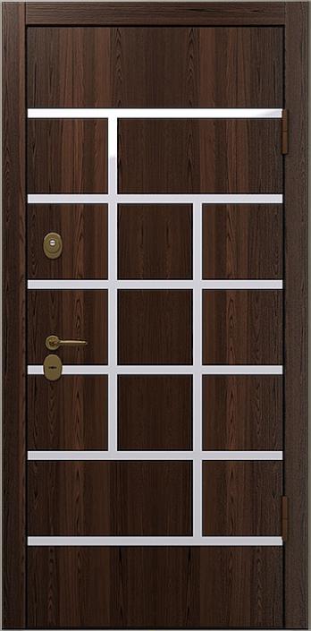 Стальная дверь BARS Evgenika