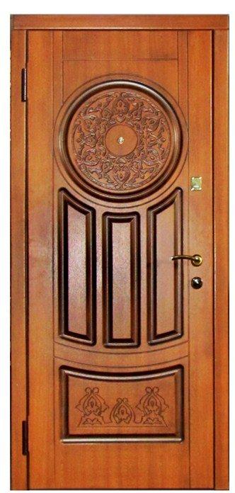 Замена панели на металлических дверях
