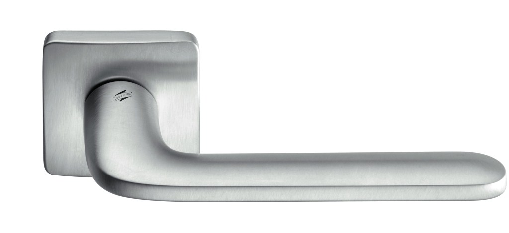 "Дверные ручки Colombo Design ""Roboquattro S"" винтаж глянец"