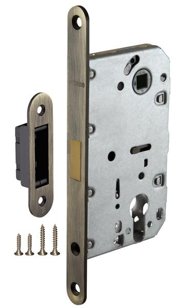 Корпус замка MAGNET M85C-50 AB бронза