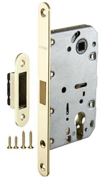 Корпус замка MAGNET M85C-50 GP латунь