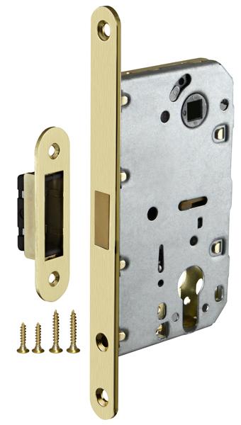 Корпус замка MAGNET M85C-50 SG мат. золото